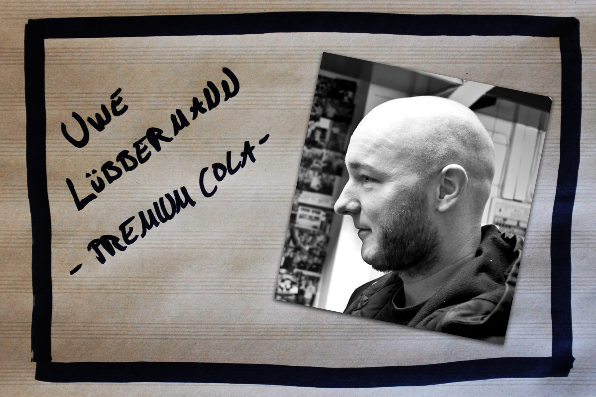 Uwe Lübbermann - Premiumcola