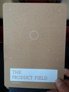 Product Field blanko