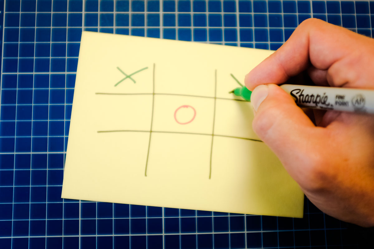 Tic-Tac-Toe Workshop-Tool