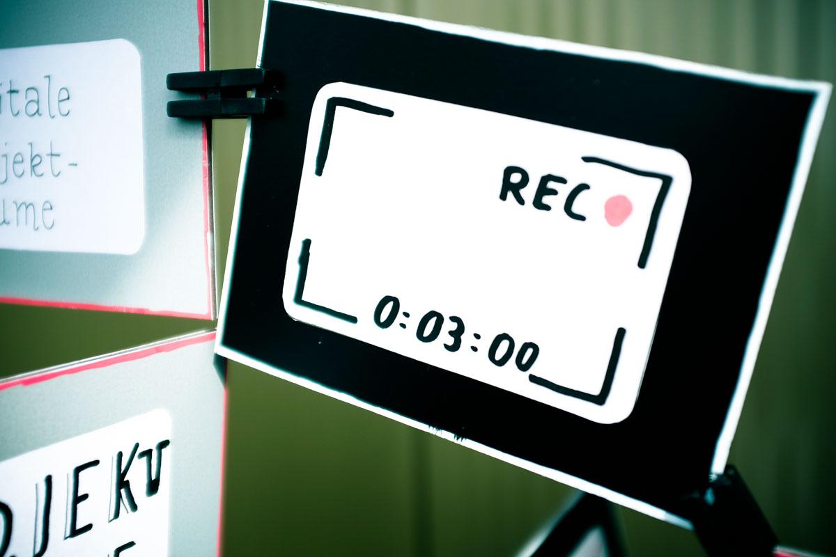 Workshop-Ergebnisse sichern: Video-Protokoll