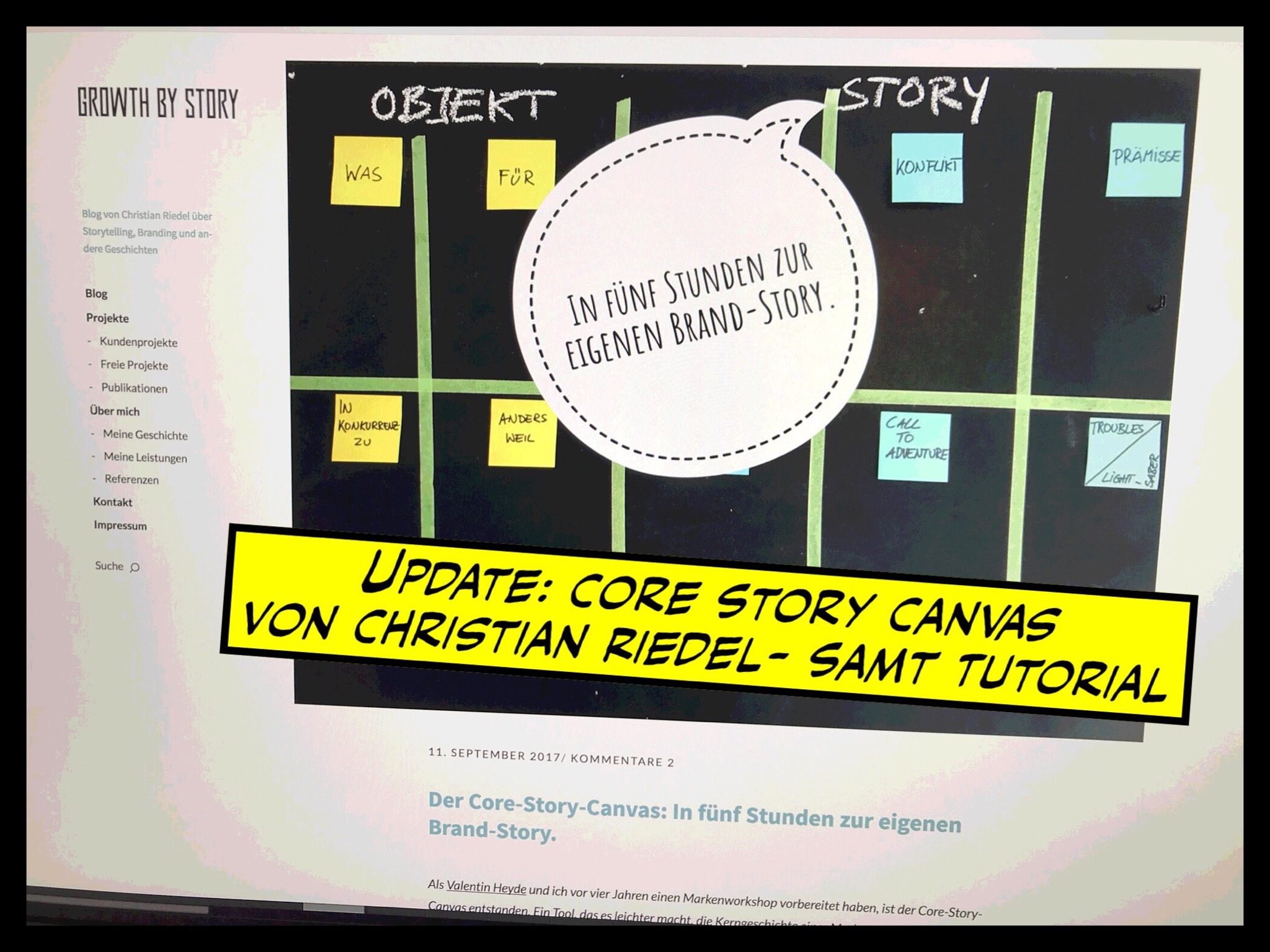 core story sprint