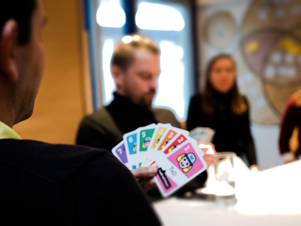 Delegation Poker Spiel