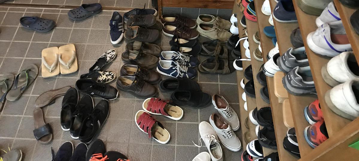 Soziodrama Schuhe