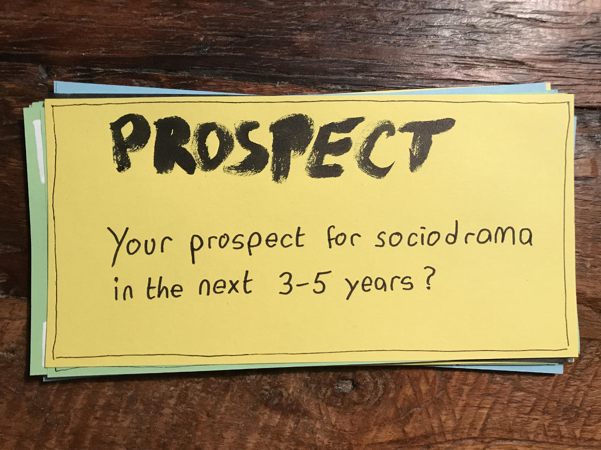 sociodrama prospects