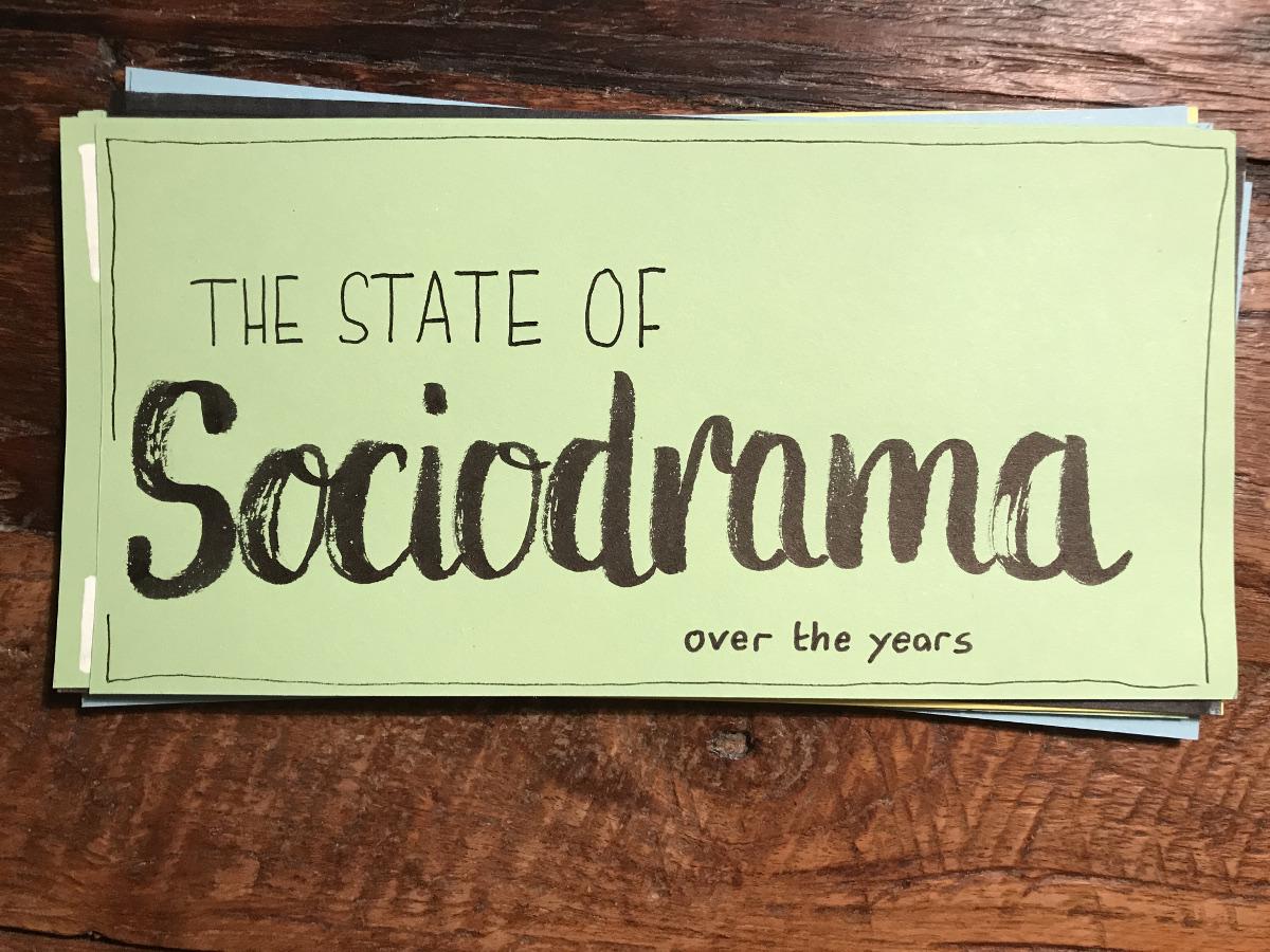 state of sociodrama