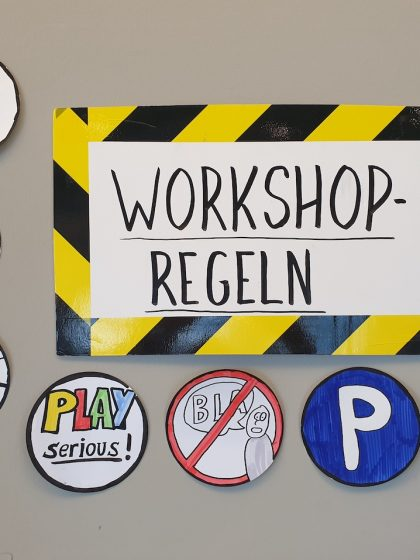 Workshop Regeln