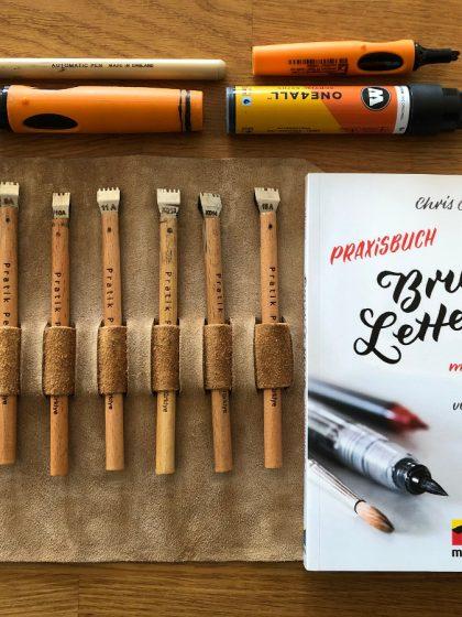Stifte-Schriften-Update