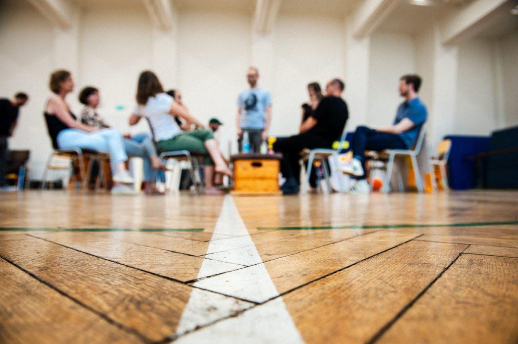 Organisationen in der Klimakatastrophe Soziodrama1 transformation Gruppenspiel