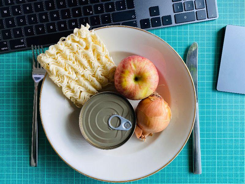 Remote Work Lunch