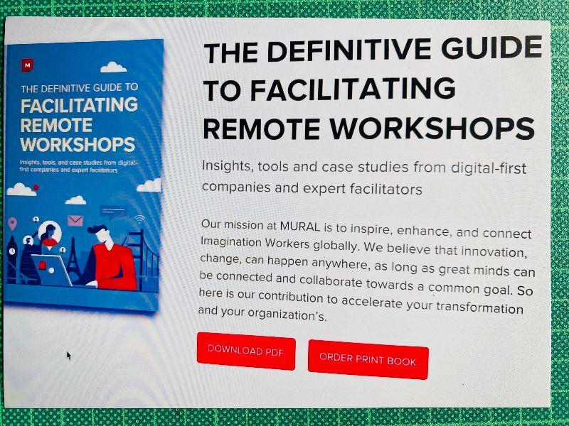 Mural Guide Remote Workshops