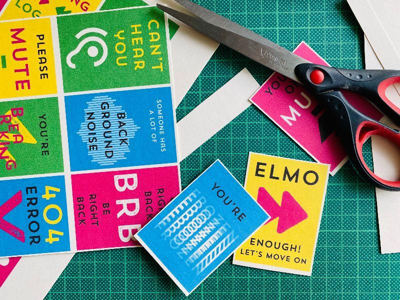 Supercollaboration Cards