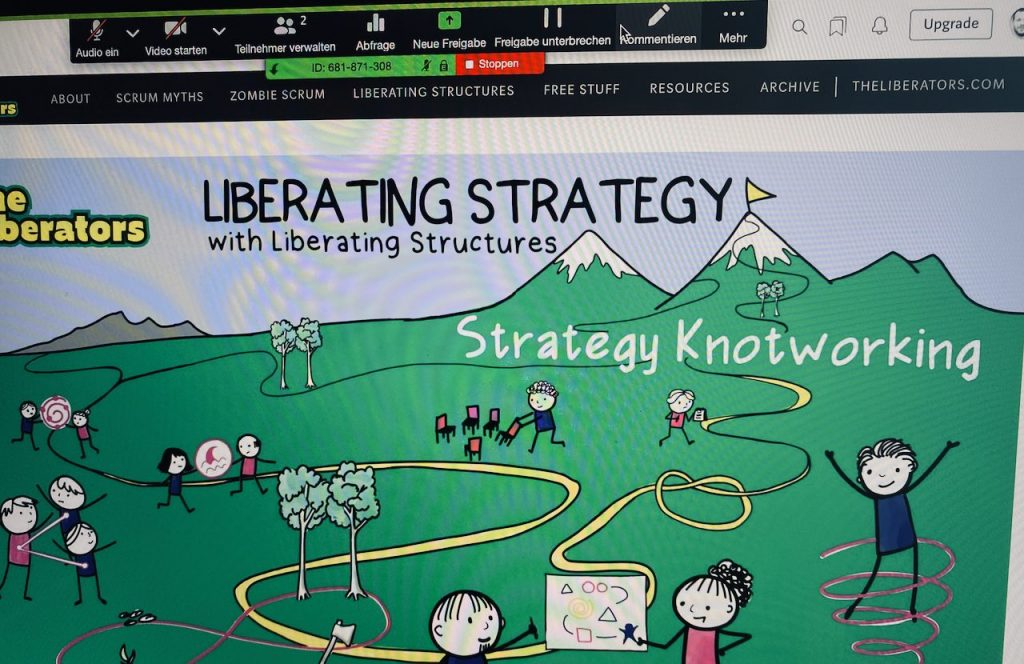 Strategy Knotworking